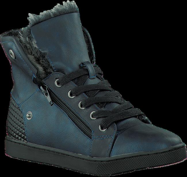 Blaue BULLBOXER Sneaker AEFF5S570 - large
