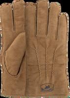 Cognacfarbene WARMBAT Handschuhe GLOVES MEN  - medium