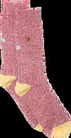 Rote Alfredo Gonzales Socken TWISTED WOOL BLUE  - medium