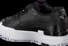 Schwarze PUMA Sneaker low CALI SPORT MIX WN'S  - small