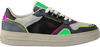 Mehrfarbige/Bunte CRIME LONDON Sneaker low MARS  - small