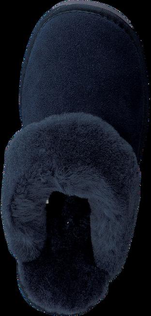 Blaue WARMBAT Hausschuhe FLURRY WOMEN SUEDE - large