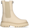 Camelfarbene BRONX Chelsea Boots GROOV-Y 47268  - small