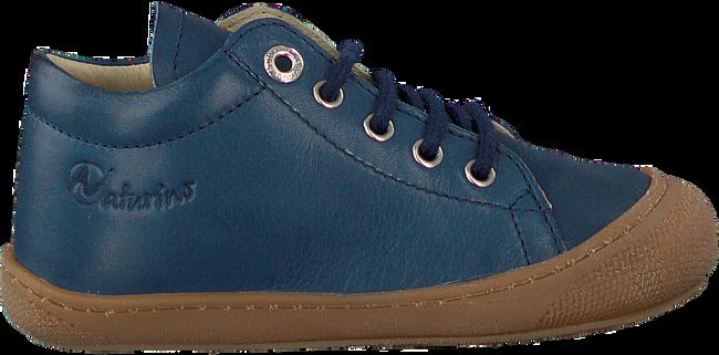 Blaue NATURINO MINI Schnürschuhe 3972 - large