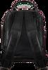 Schwarze MAZZELTOV Rucksack COLIN001  - small