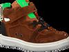 Cognacfarbene JOCHIE & FREAKS Sneaker 18276 - small