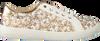 Weiße MICHAEL KORS Sneaker ZIVYFLOR  - small