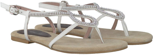 white MALUO shoe 4758  - large