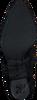 Schwarze PAUL GREEN Stiefeletten 9623  - small