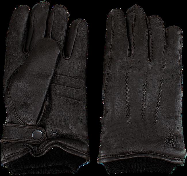 Schwarze GREVE Handschuhe 9721 - large