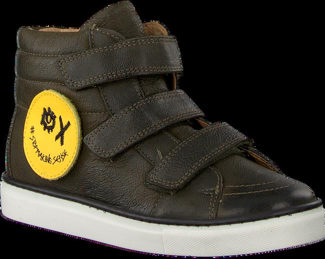 Grüne SVNTY Sneaker SMILEY - large