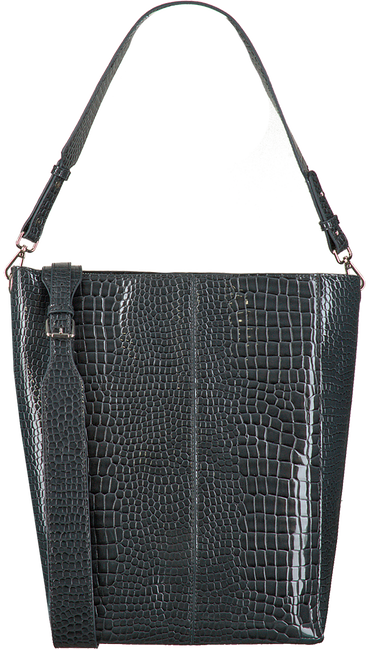 Graue HVISK Shopper CASSET CROCO  - large