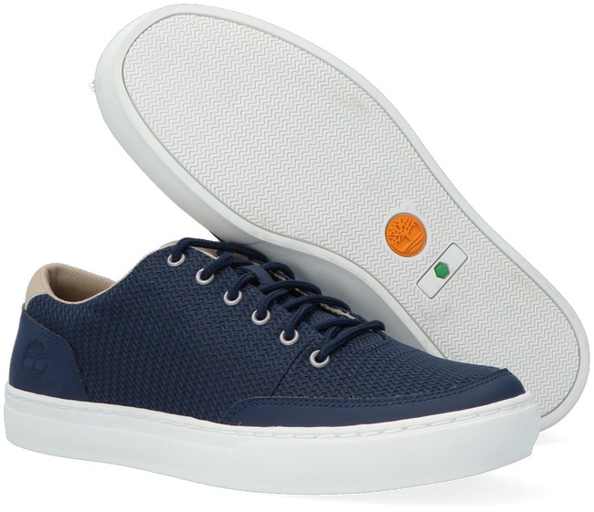 Blaue TIMBERLAND Sneaker low ADVENTURE 2.0 GREEN KNIT OX  - large