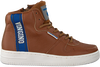 Cognacfarbene VINGINO Sneaker STEF MID  - small