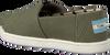 Grüne TOMS Slipper ALPARGATA K  - small