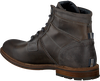 Graue GAASTRA Ankle Boots CREW HIGH BOAT - small