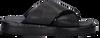 Schwarze DEABUSED Pantolette DEA-2048  - small