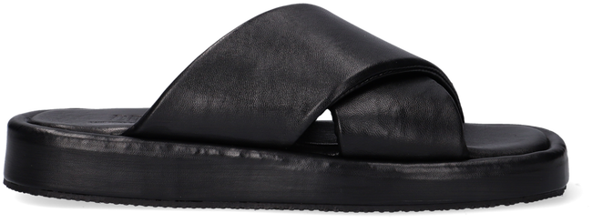 Schwarze DEABUSED Pantolette DEA-2048  - large