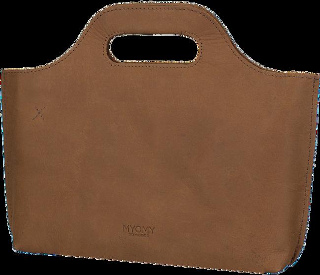 Taupe MYOMY Handtasche MY CARRY BAG MINI - large