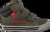 Grüne BRAQEEZ Sneaker DAVEY DAY  - small
