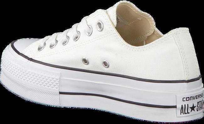 white CONVERSE shoe CONVERSE CHUCK TAYLOR  560251C  - large