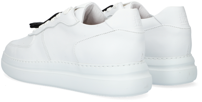 Weiße BLACKSTONE Sneaker low VL78  - large