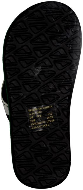 Schwarze REEF Zehentrenner R2440 - large