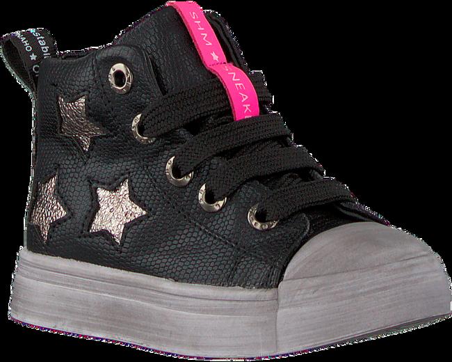 Schwarze SHOESME Sneaker high SH20W020  - large