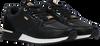 Schwarze MEXX Sneaker low FLEUR  - small