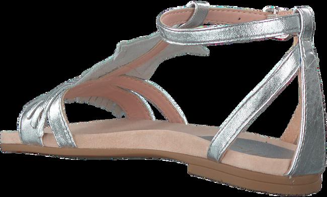 Silberne UNISA Sandalen LESTAR - large