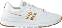 Weiße NEW BALANCE Sneaker low CW997  - medium