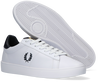 Weiße FRED PERRY Sneaker low B1226  - small