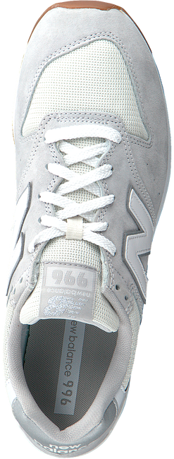 Graue NEW BALANCE Sneaker low CM996  - large