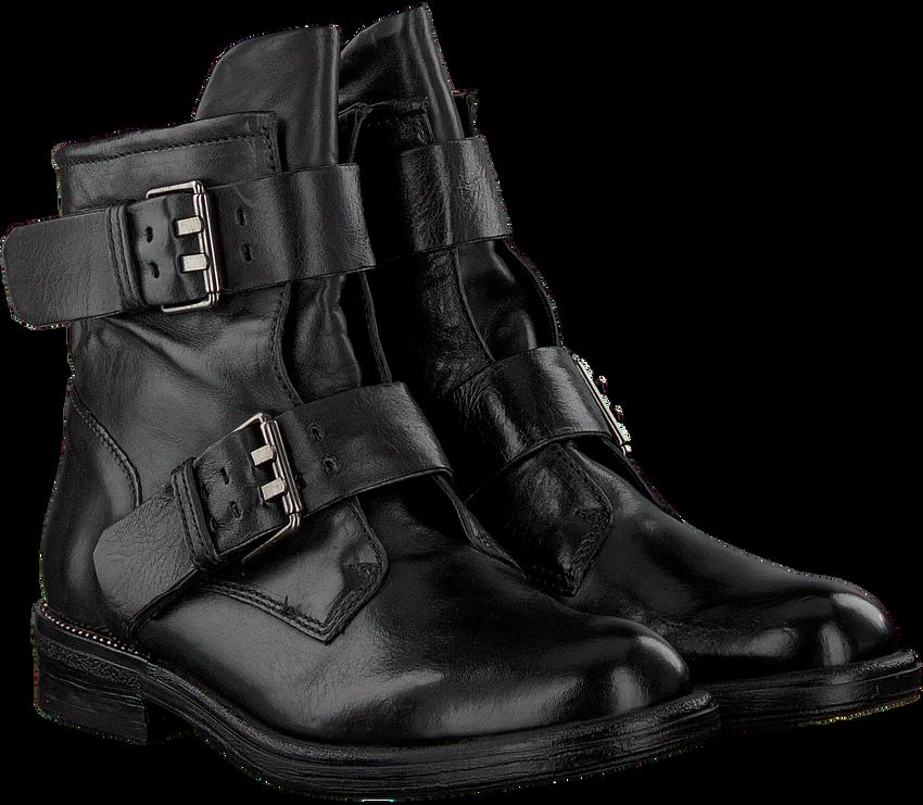 Schwarze OMODA Biker Boots 971267  - larger