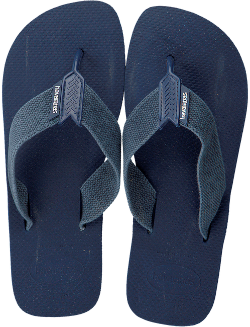Blaue HAVAIANAS Pantolette URBAN BASIC  - large