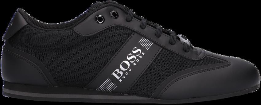 Schwarze HUGO BOSS Sneaker LIGHTER LOWP MXME - larger