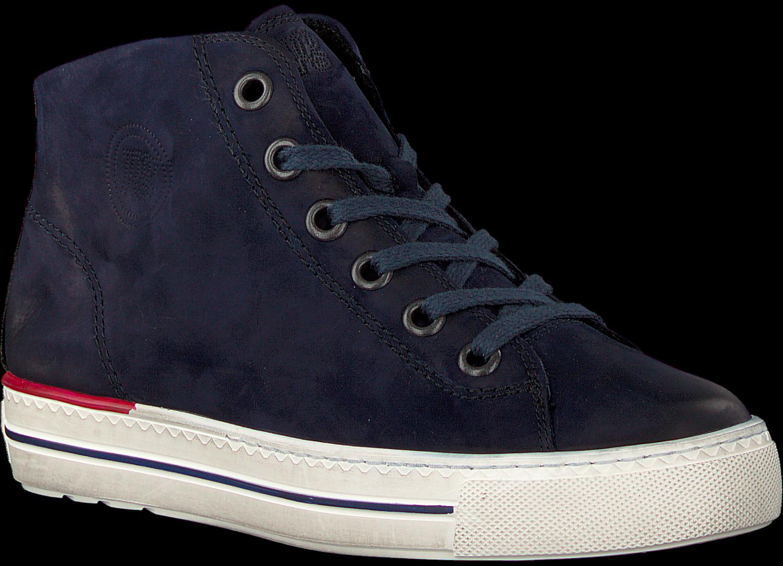 Gelbe PAUL GREEN Sneaker 4735