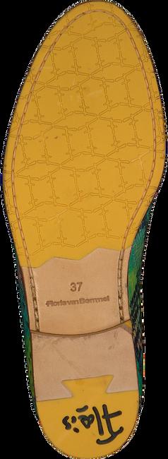 Grüne FLORIS VAN BOMMEL Loafer 85409  - large