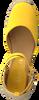 Gelbe UNISA Espadrilles CAUDE  - small