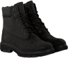 Schwarze TIMBERLAND Schnürboots LUCIA WAY 6IN WP BOOT - small