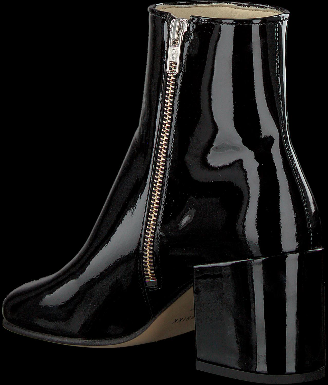 Weiße Lackleder Stiefeletten | Gigi Roma Patent II | NUBIKK