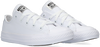 Weiße CONVERSE Sneaker low CHUCK TAYLOR ALL STAR OX  - small