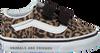 Braune VANS Sneaker low TD OLD SKOOL V  - small