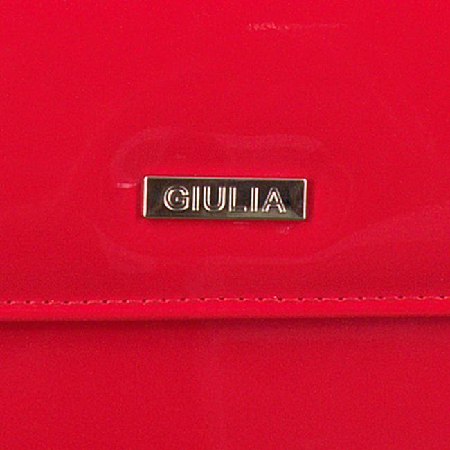 Rote GIULIA Handtasche G.HANDBAG  - large