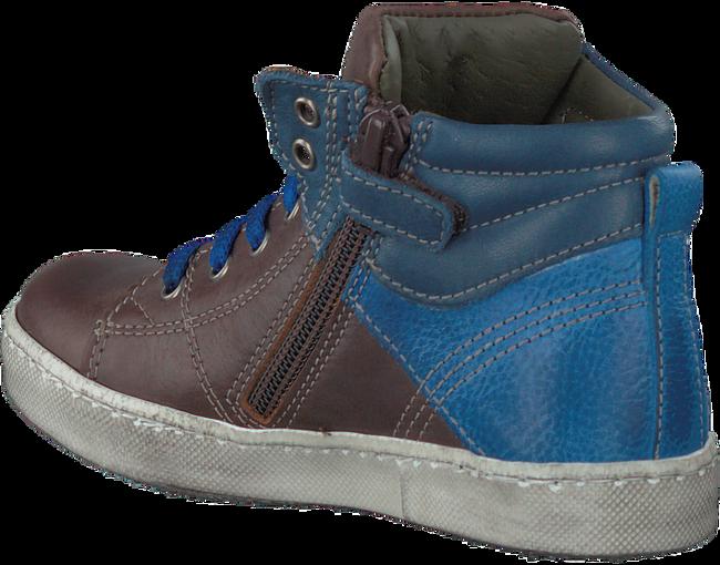 Cognacfarbene DEVELAB Sneaker 44131 - large