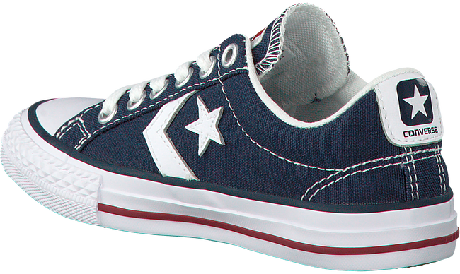 Blaue CONVERSE Sneaker STAR PLAYER EV OX KIDS - large