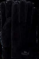 Schwarze WARMBAT Handschuhe GLOVES MEN  - medium