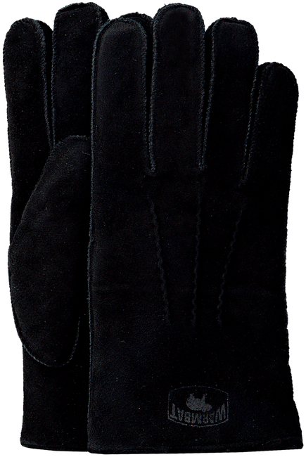 Schwarze WARMBAT Handschuhe GLOVES MEN  - large