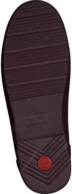 Rote HUNTER Gummistiefel ORIGINAL REFINED CHELSEA - large