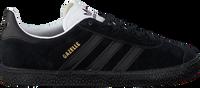Schwarze ADIDAS Sneaker low GAZELLE J  - medium